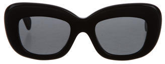 CelineCéline Oversize Cat-Eye Sunglasses