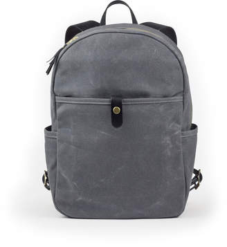 Winter Session Waxed Canvas Backpack