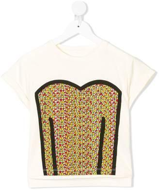 Stella McCartney sequin print T-shirt