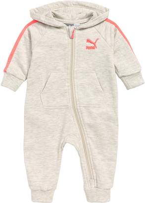 Puma Logo Hooded Romper