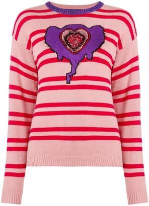 Pinko striped jumper
