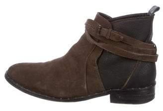 Freda Salvador Suede Dream Ankle Boots