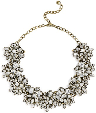 Juliet Crystal Bib $68 thestylecure.com