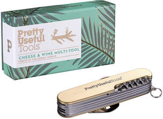 Pretty Useful Tools - Cheese & Wine Multi-Tool