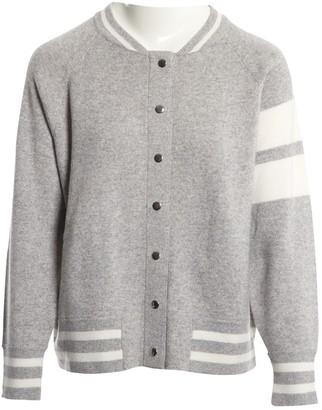 Zoe Jordan Grey Wool Knitwear