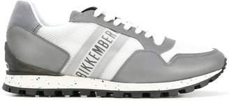 Dirk Bikkembergs panelled sneakers