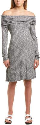 Michael Stars Cowl Neck A-Line Dress