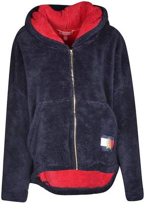 Tommy Hilfiger Contrast Lining Hoodie