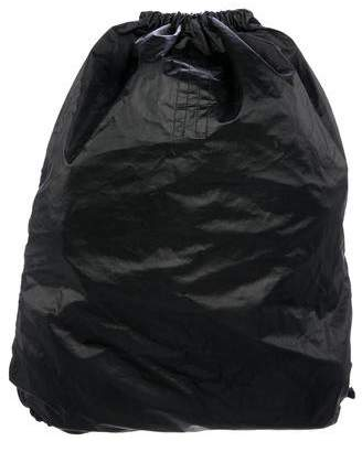 Rick Owens Drawstring Backpack w/ Tags