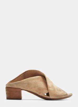 Marsèll Bo Sandalo Caprona Heeled Sandals in Brown