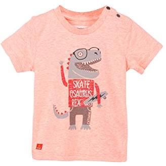 Catimini Baby Boys' TS MC Dinosaure T-Shirt,(Manufacturer Size: 18 Months)