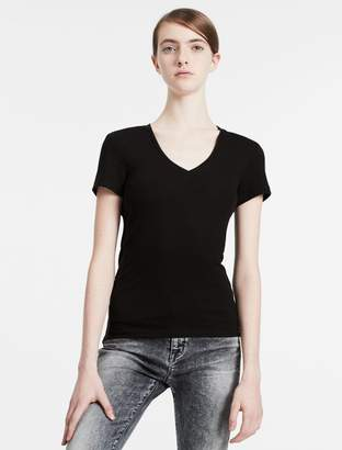 Calvin Klein fitted v-neck t-shirt