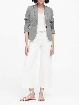 Banana Republic Classic-Fit Varsity Blazer