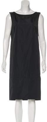 Acne Studios Midi Shift Dress