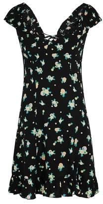 3a7d193bf92 Free People Like A Lady Printed Mini Dress