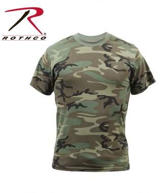 Rothco Vintage Camo T-Shirts, - 2X Large