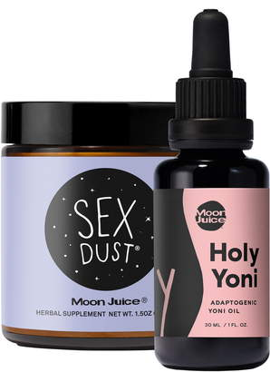 Moon Juice Sex Dust(TM) & Holy Yoni Duo