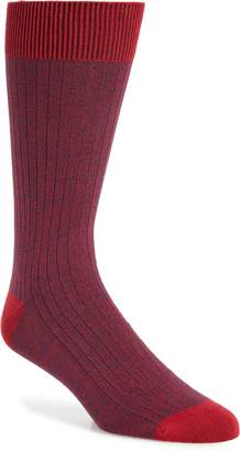 Ted Baker Polbray Ribbed Socks