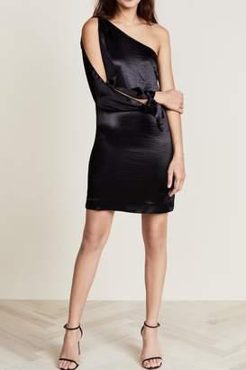 Rebecca Minkoff Slinky One-Shoulder Dress