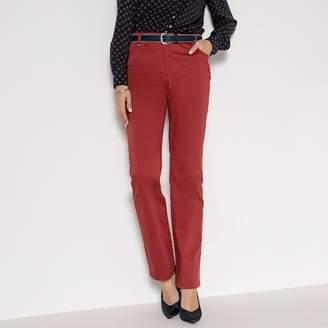 Anne Weyburn Straight Drop-Waist Trousers