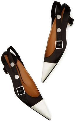 Victoria Beckham Pointy Slingback Heels