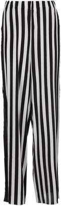 Federica Tosi Casual Striped Trousers