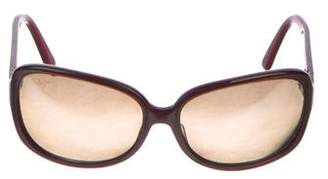 Maui Jim Tinted Oversize Sunglasses