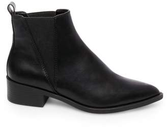 Steve Madden Stevemadden JERRY BLACK LEATHER