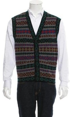 Missoni Wool Sweater Vest