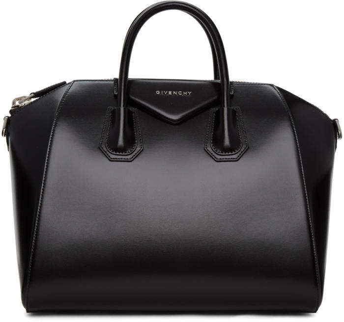 Givenchy Black Medium Antigona Bag