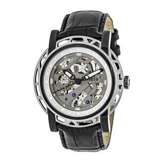 Reign Unisex Black Strap Watch-Reirn3704