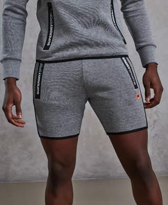 Gym Tech Stripe Slim Shorts