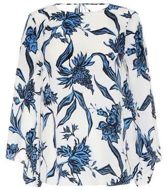 Schumacher Dorothee Silk-blend blouse