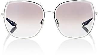 Barton Perreira Women's Espirutu Sunglasses - Silver