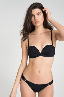 Ardene Ruched Strapless Bikini Top