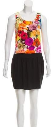 Paul Smith Silk Floral Dress