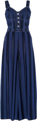 Temperley London Sail Boat Cropped Jumpsuit