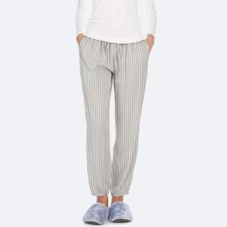 Uniqlo Women's Drape Jogger Stripe Pants