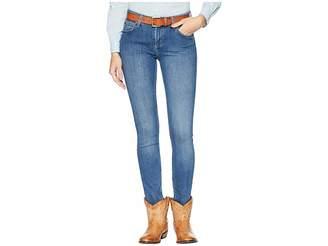 Wrangler Retro Mid-Rise Skinny Mae Jeans