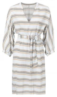 Ya-Ya 180199 Aztec Dress - 38 - Natural