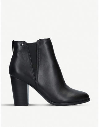 Aldo Pessa leather Chelsea boots