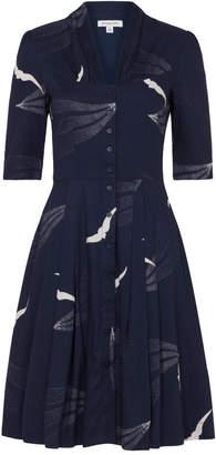 Emily & Fin Bird Button Down Dress