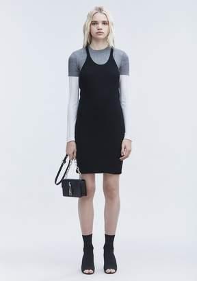 Alexander Wang (アレキサンダー ワン) - T By Alexander Wang Double Layer Tank Dress