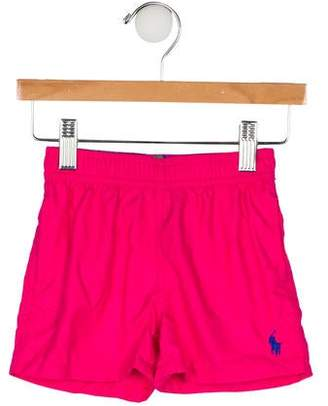 Ralph Lauren Girls' Swim Shorts w/ Tags