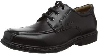 Geox Boys' Federico 3 School Uniform Shoe