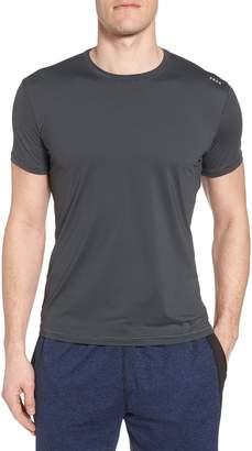 SODO Lightweight Micro-Stripe Workout T-Shirt