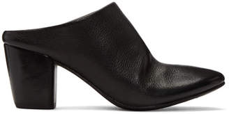 Marsèll Black Cotello Mules