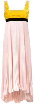 Philosophy di Lorenzo Serafini mid-length pleated dress
