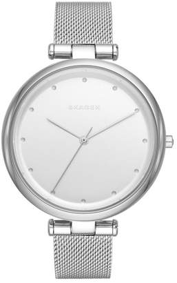 Skagen Women's Tanja Mesh Bracelet Watch, 38mm