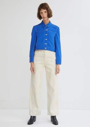 Eckhaus Latta EL Wide Leg Jean